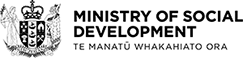 MSD print logo